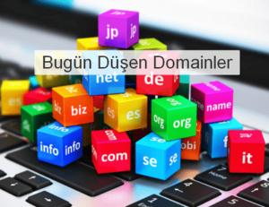 Bugün Düşecek Domainler